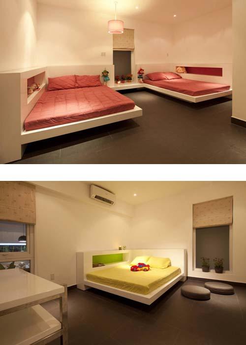 Il cortile dentro casa arredamento facile for Piani di aggiunta della camera da letto del primo piano