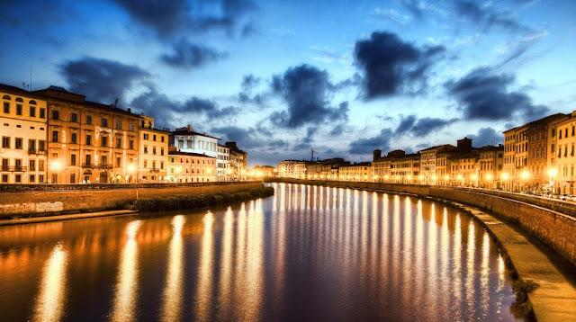Roteiro de 2 dias em Pisa