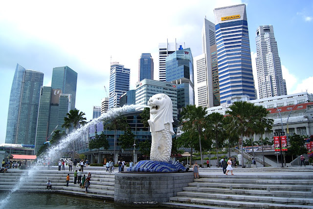 Singapura menjadi Negara paling sering dikunjungi wisatawan Indonesia