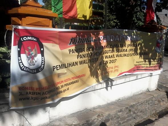 Panitia Pemilihan Kecamatan dan Panitia Pemungutan Suara