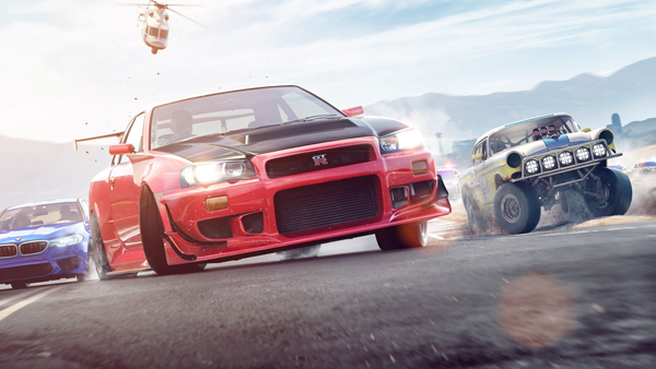 Need for Speed Payback Oynanış Videosu