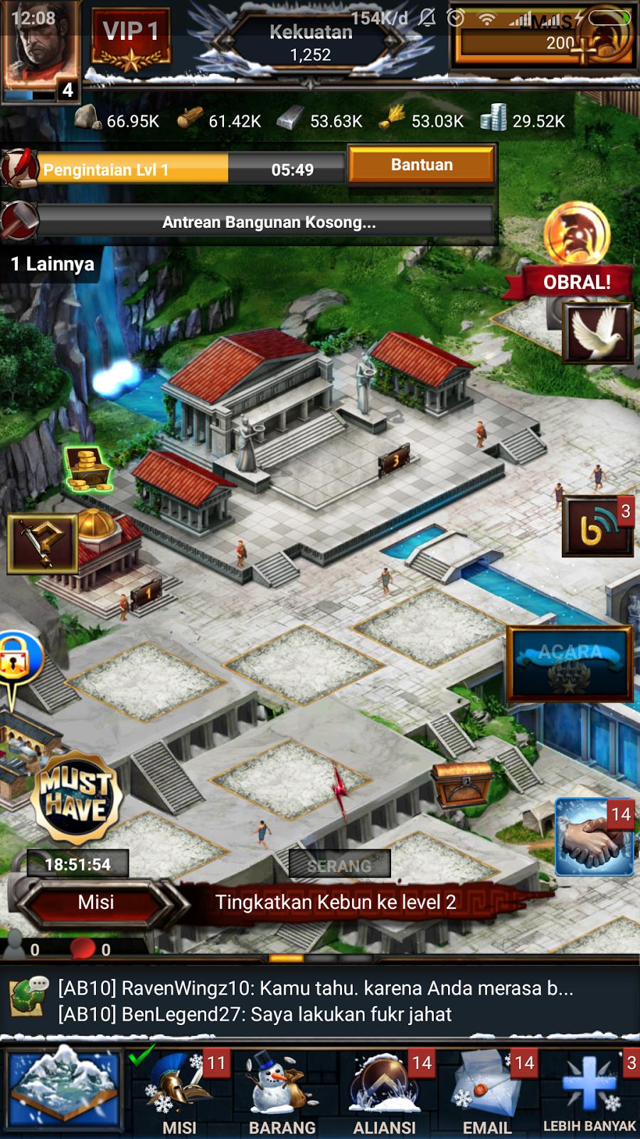 Cara Bermain Game of War Android dengan Mudah dan Terampil ...
