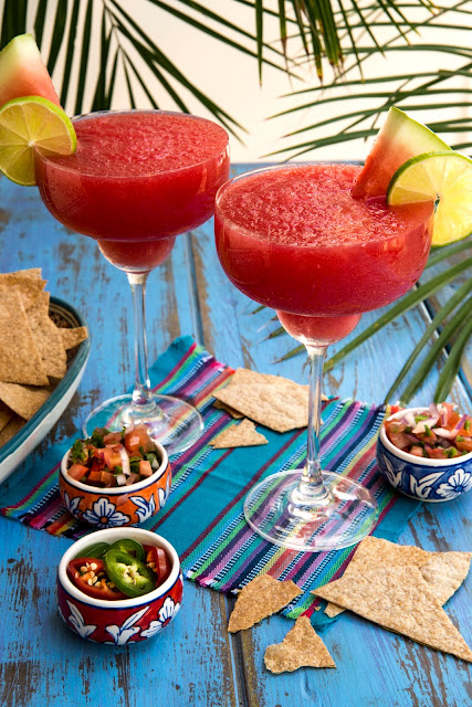 Low-Calorie Watermelon Margarita Recipe, Audrey Johns