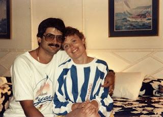 Karen and Tony