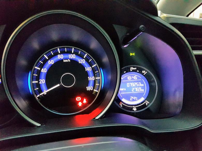 這次自駕里程數共計 276.9 公里,油費花費 2319 日元,租車加保險三日約 7800 日元