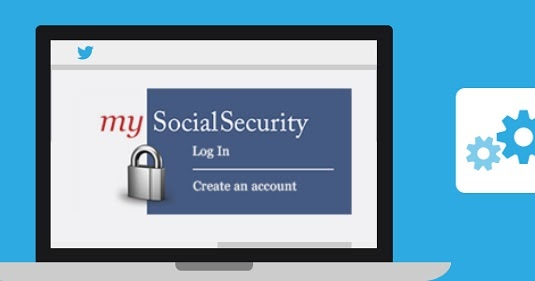 Social Security Online My Account Setup Guide Social Security My