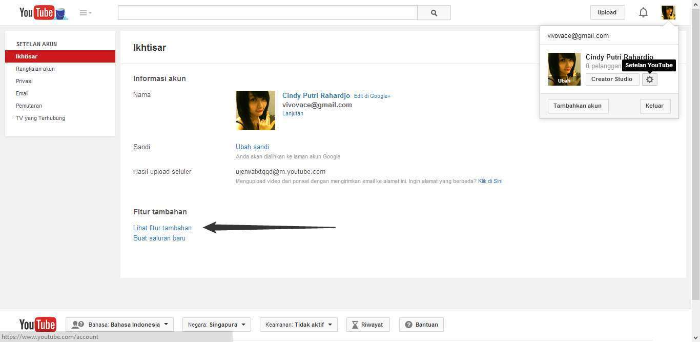 Cara Mengaktifkan Fitur Monetisasi YouTube