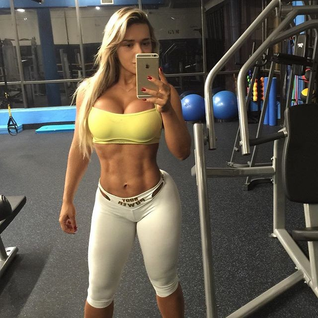 Fitness Rafaela Ravena