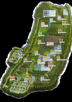 Peta area DUSUN BAMBU
