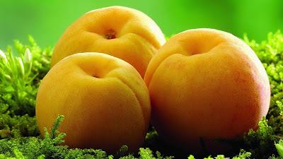 gambar aprikot segar
