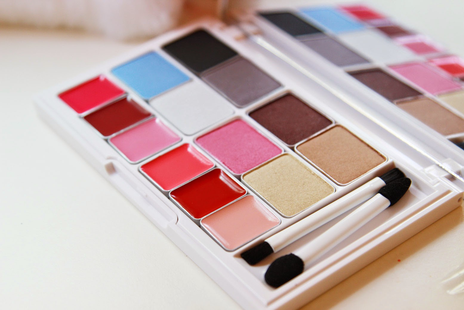 Shu Uemura Shupette Has-It-All Eyes and Lip Palette