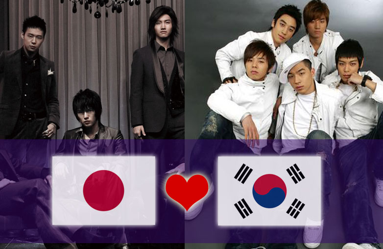 Life s like that!  J-pop vs K-pop 3d8a6d262
