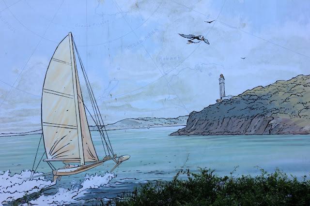 Fresques murales à Brest