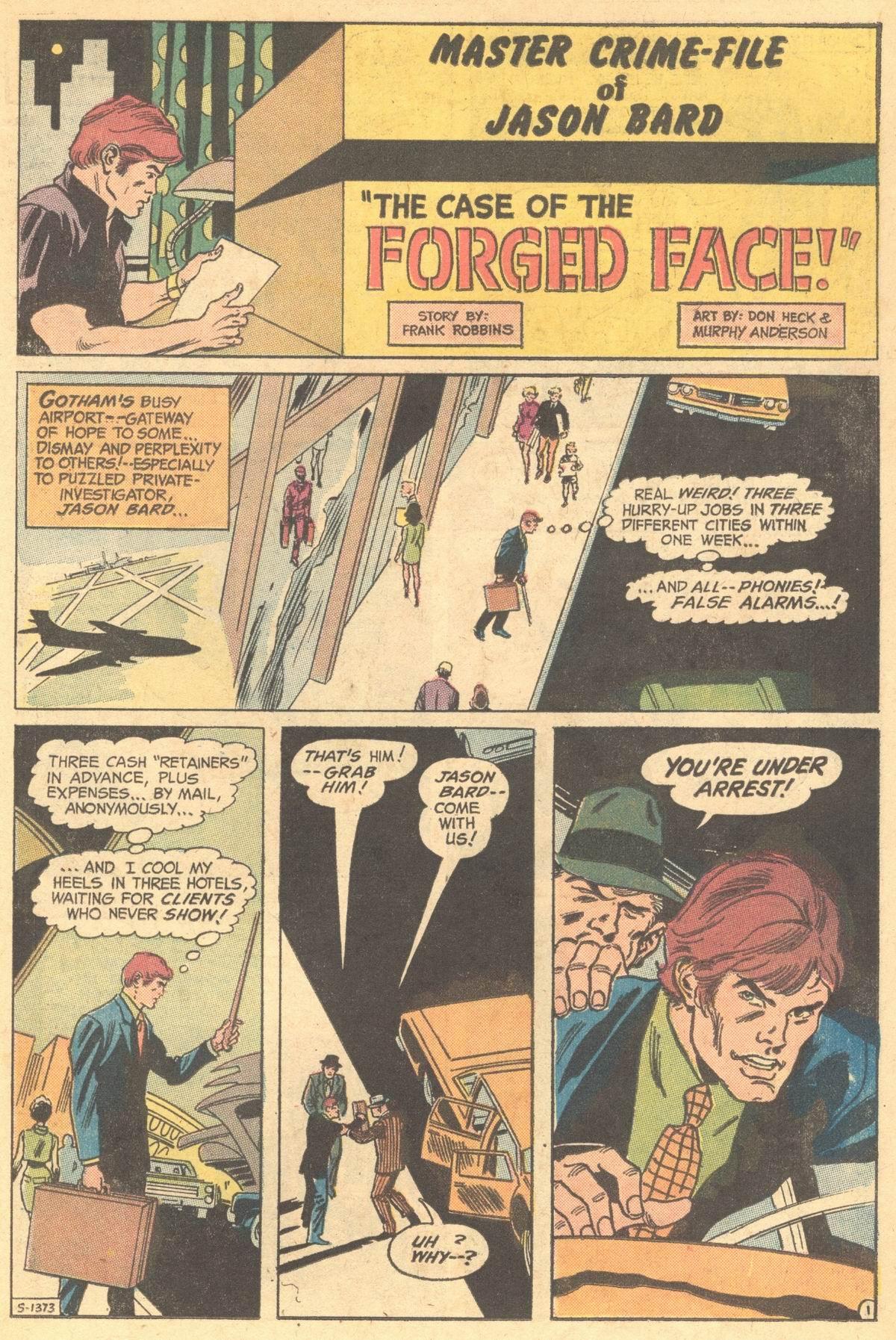 Detective Comics (1937) 433 Page 22