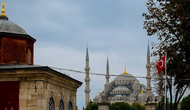 Istanbul The Blue Mosque