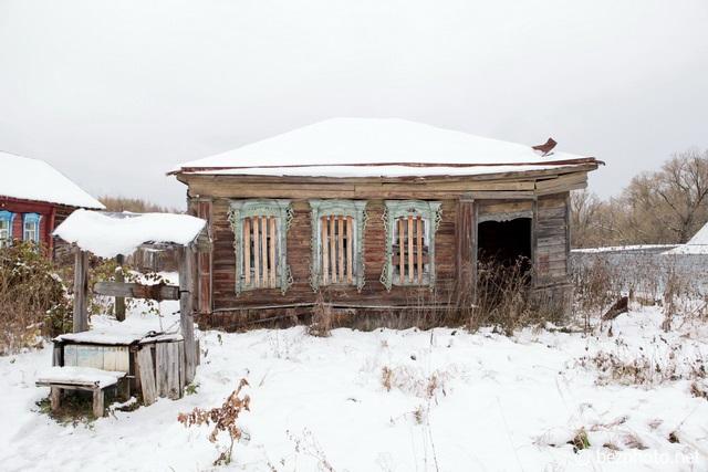 деревня кобылинка