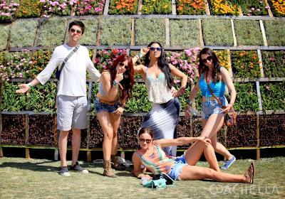 Coachella 2014 fashion style