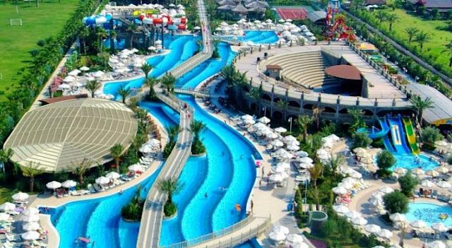 Antalya'nın en güzel otelleri