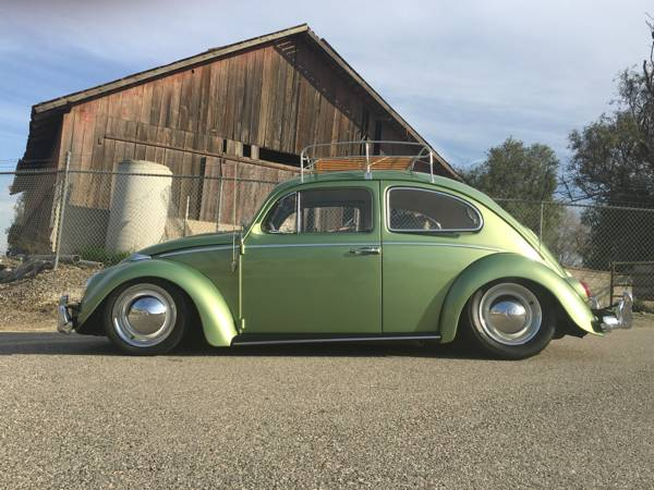 1964 VW Bug Lowered & Turnkey
