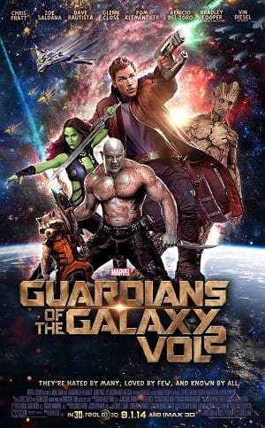 Guardiões da Galáxia Vol. 2 - IMAX Torrent Download