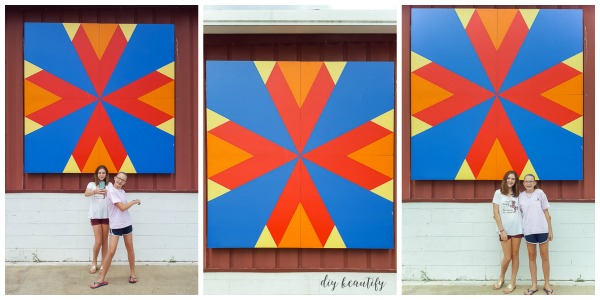 How To Make A Diy Barn Quilt Diy Beautify