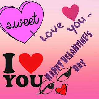 I Love You Happy Valentine Day Image