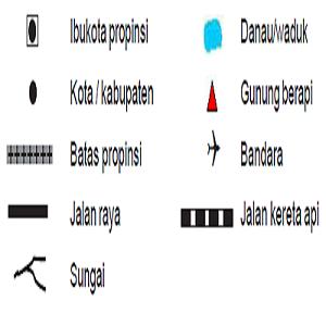 Pengertian, Jenis-Jenis dan Komponen Peta Lengkap dengan Penjelasannya