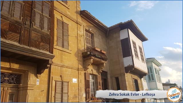 Zehra-Sokak-Evler-Lefkosa