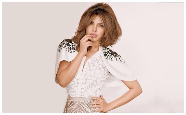 Priyanka Chopra Body Confidence
