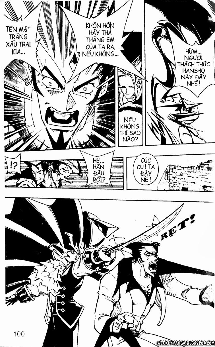 Shaman King [Vua pháp thuật] chap 95 trang 18