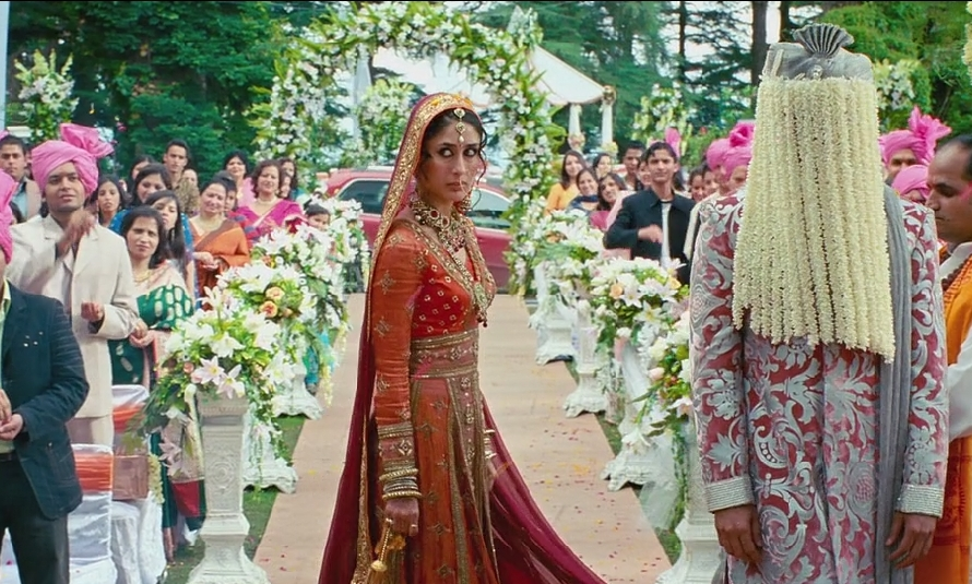 3 idiots kareena bridal look