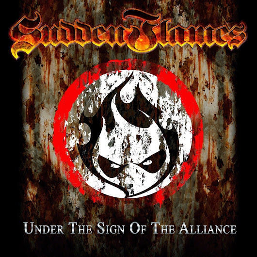 SuddenFlames sign with Maple Metal Records to release 'Under the Sign of the Alliance' on 06.06.14