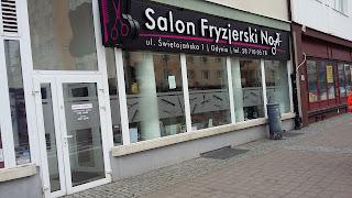 fryzjer, Świętojańska , Gdynia