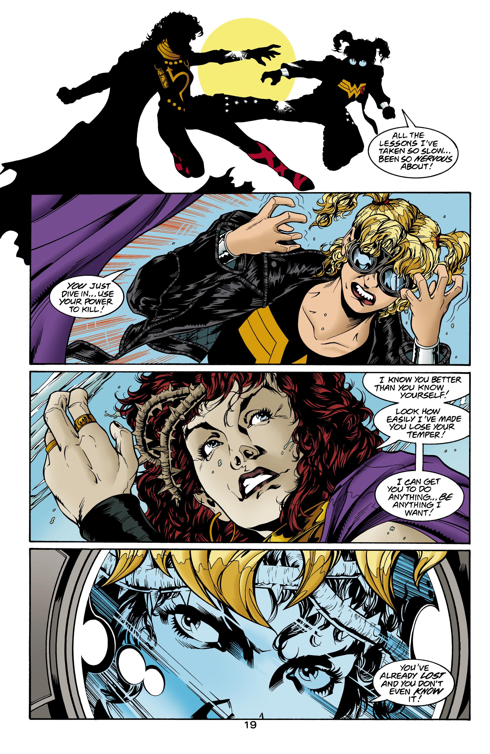 Read online Wonder Woman (1987) comic -  Issue #157 - 20