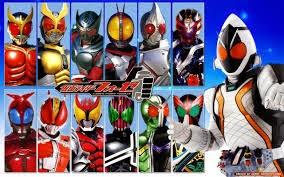 Phim Kamen Rider Fourze