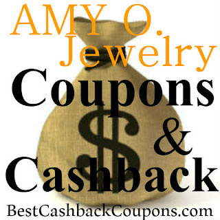 Save 25% off AMY O. Jewelry with today's new coupon code for 2018