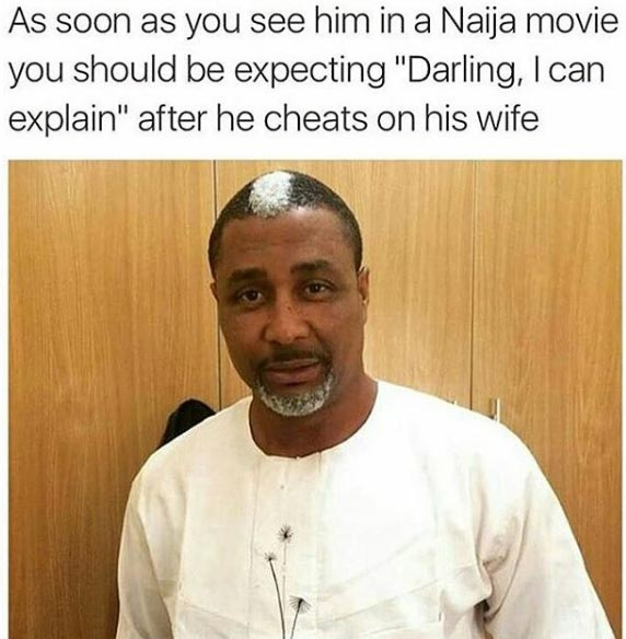 How true is this about Tony Umez in Nollywood movies?