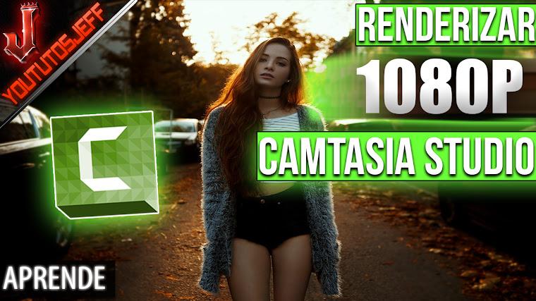Como renderizar en 1080p con Camtasia Studio 8