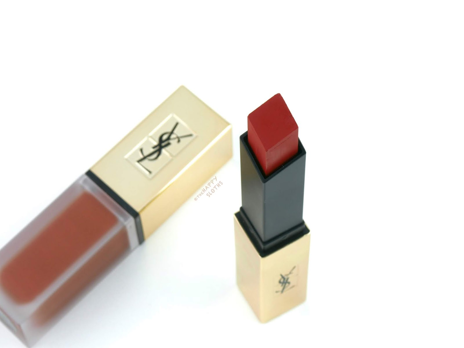 Yves Saint Laurent New Rouge Pur Couture The Slim