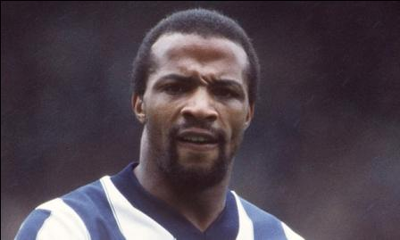 The late Cyrille Regis