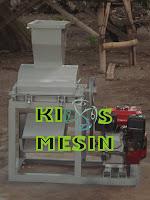 mesin penggiling kotoran hewan, mesin penghancur kotoran hewan, mesin crusher kohe