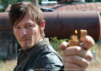 The Walking Dead - 3x13 - Apri gli occhi (Arrow on the Doorpost)