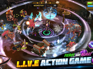 Guardian Hunter: Super BrawlRPG MOD APK v2.4.0.01 Terbaru