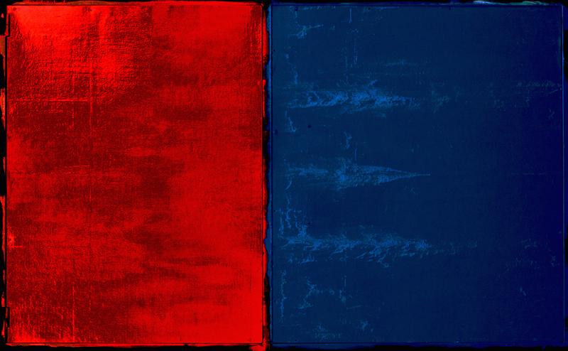 ¿Que Color Prefieres? ¿El Azul O El Rojo?