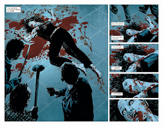 Lazarus 1 Panel Forever Eve Carlyle death scene