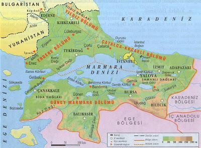 marmaradaki adalar adalardan marmaraya ulaşım