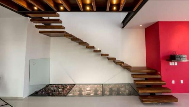tangga rumah susun