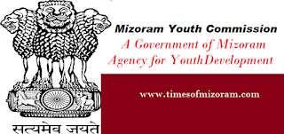 Mizoram Youth Commission Incentive Cash Award Scheme 2018