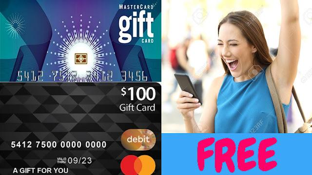 FREE MASTERCARD GIFT CARD CODE GIVEAWAY 2019|MASTERCARD COUPON