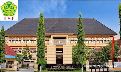 Daftar Fakultas dan Program Studi UST Universitas Sarjanawiyata Tamansiswa